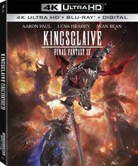 Kingsglaive: Final Fantasy XV 4K (Blu-ray)