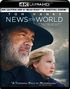 News of the World 4K (Blu-ray)