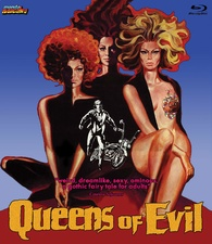 Queens of Evil (Blu-ray)