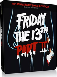 Friday the 13th Part 2 (Blu-ray) Temporary cover art