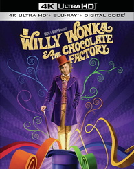 Willy Wonka & the Chocolate Factory 4K (Blu-ray) Temporary cover art