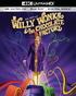 Willy Wonka & the Chocolate Factory 4K (Blu-ray)