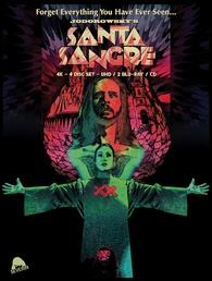 Santa Sangre 4K (Blu-ray)