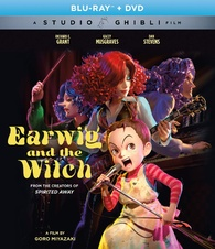 Earwig and the Witch (Blu-ray) Temporary cover art