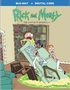Rick and Morty: The Complete Seasons 1-4 (Blu-ray)
