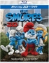 The Smurfs 3D (Blu-ray)