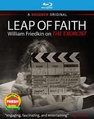 Leap of Faith: William Friedkin on the Exorcist (Blu-ray)
