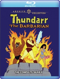 Thundarr the Barbarian: The Complete Series (Blu-ray)