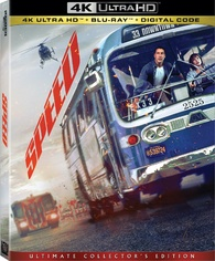 Speed 4K (Blu-ray) Temporary cover art