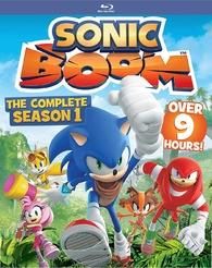 Sonic Boom: The Complete Season 1 (Blu-ray)