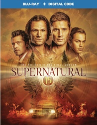 Supernatural: The Complete Fifteenth and Final Season (Blu-ray)