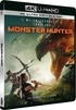 Monster Hunter 4K (Blu-ray)