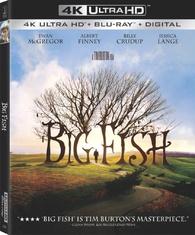 Big Fish 4K (Blu-ray)