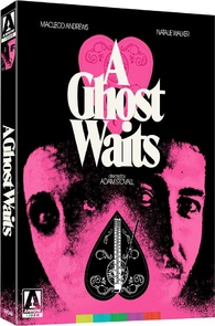 A Ghost Waits (Blu-ray)