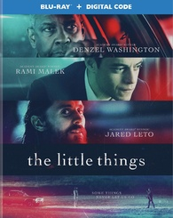 The Little Things (Blu-ray) Temporary cover art