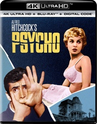 Psycho 4K (Blu-ray)