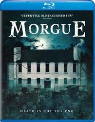 Morgue (Blu-ray) Temporary cover art