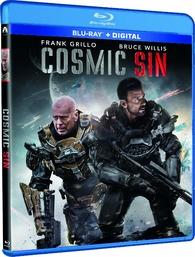 Cosmic Sin (Blu-ray)