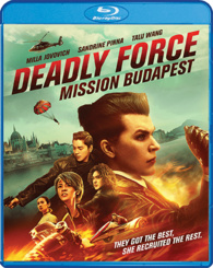 Deadly Force: Mission Budapest (Blu-ray)