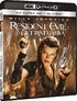 Resident Evil: Afterlife 4K (Blu-ray)