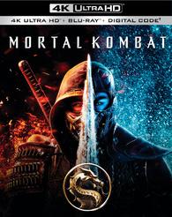 Mortal Kombat 4K (Blu-ray)