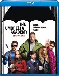 The Umbrella Academy: Season One (Blu-ray)