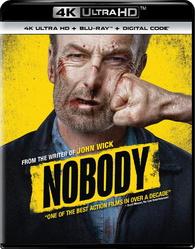 Nobody 4K (Blu-ray) Temporary cover art