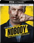 Nobody 4K (Blu-ray)