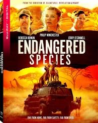 Endangered Species (Blu-ray)