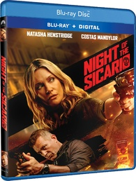 Night of the Sicario (Blu-ray)