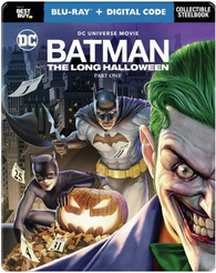 Batman: The Long Halloween - Part One (Blu-ray)