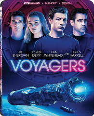 Voyagers 4K (Blu-ray)