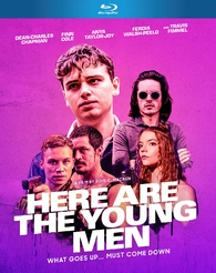 Here Are the Young Men (Blu-ray)