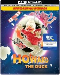 Howard the Duck 4K (Blu-ray)