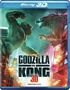 Godzilla vs. Kong 3D (Blu-ray)