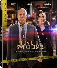 Midnight in the Switchgrass (Blu-ray)