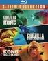 Godzilla vs. Kong / Godzilla: King of the Monsters / Kong: Skull Island (Blu-ray)
