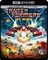The Transformers: The Movie 4K (Blu-ray)