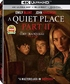 A Quiet Place Part II 4K (Blu-ray)