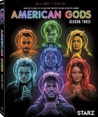 American Gods: Season Three (Blu-ray)