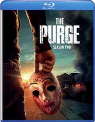 The Purge: Season Two (Blu-ray)