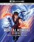 Mortal Kombat Legends: Battle of the Realms 4K (Blu-ray)