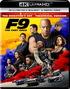 F9: The Fast Saga 4K (Blu-ray Movie)