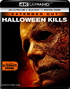 Halloween Kills 4K (Blu-ray)