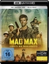 Mad Max Beyond Thunderdome 4K (Blu-ray)