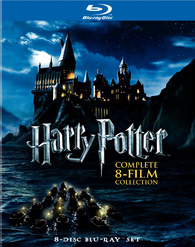 Harry Potter Complete 8 Film Collection Blu Ray Release Date November 11 2011