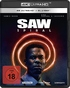 Spiral: From the Book of Saw 4K (Blu-ray)