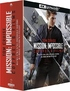 Mission: Impossible - The 6-Movie Collection 4K (Blu-ray)