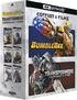 Transformers - L'intégrale 5 films 4K + Bumblebee 4K (Blu-ray)