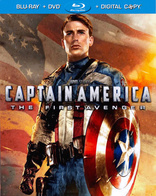 Captain America The First Avenger Blu Ray Release Date October 25 2011 Blu Ray Dvd